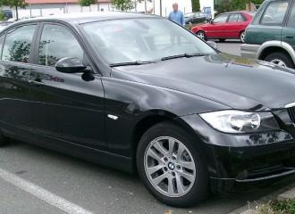 BMW Serii 3 E90 - Cena wymiany tarcz hamulcowych