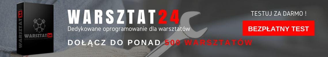 Warsztat24 - Oprogramowanie dla warsztatów