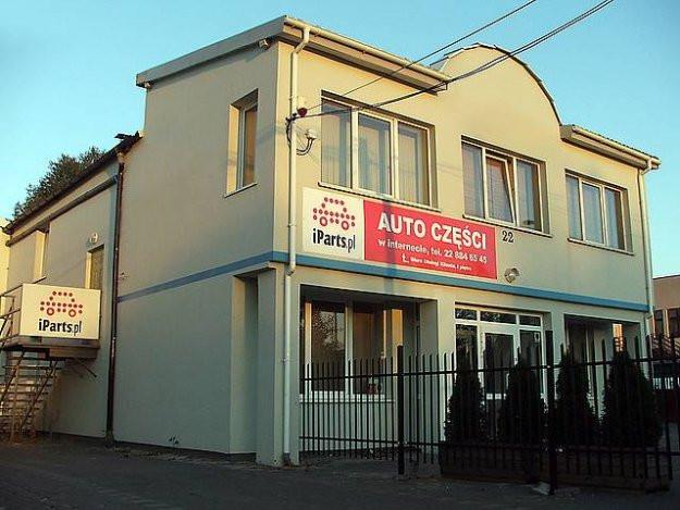 iParts.pl siedziba sklepu