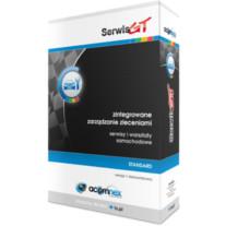 Oprogramowanie SerwisGT