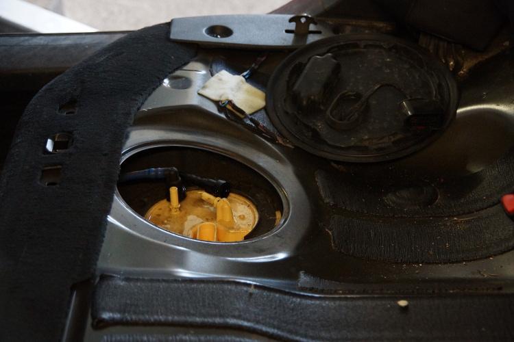 W Mega Volkswagen Passat B6 2.0 TDI, czyszczenie układu paliwowego GH26