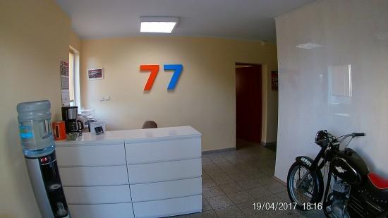Biuro obsługi klienta SERWIS77