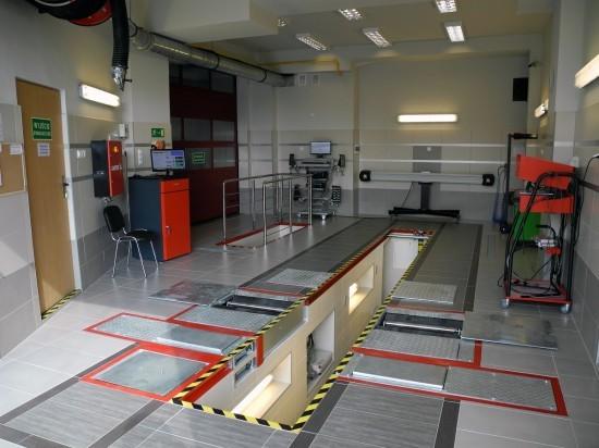 Stacja Kontroli Pojazdów - przeglądy rejestracyjne