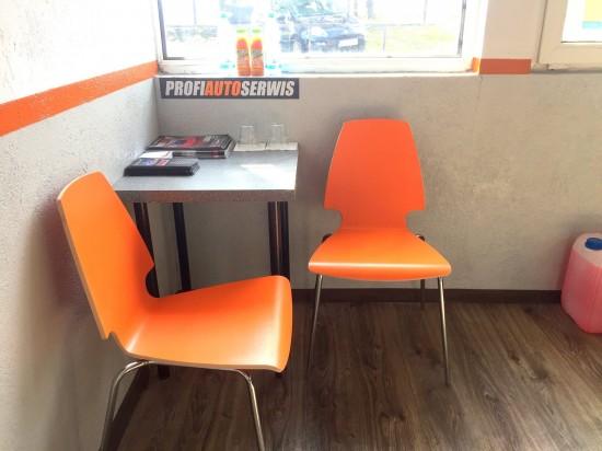 Biuro, miejsce dla klienta