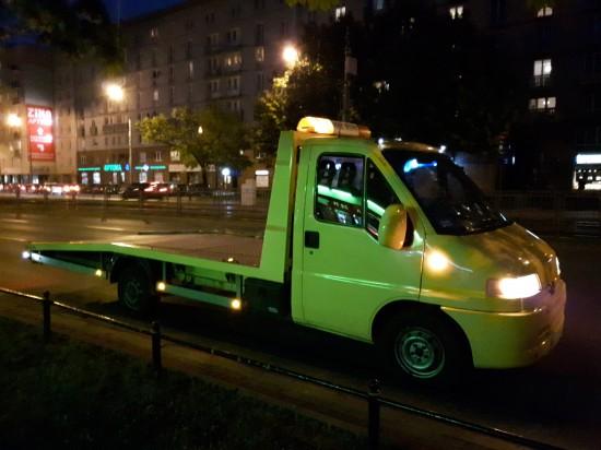 Pomoc Drogowa Warszawa 24h 7 dni