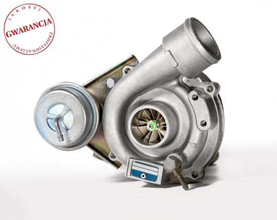 Regeneracja Turbosprężarek samochodowych