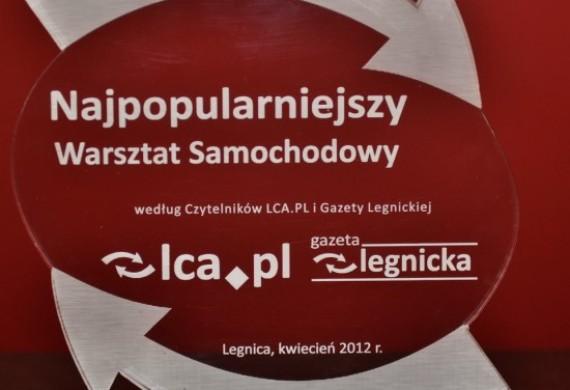 według Czytelników lca.pl oraz Gazety Legnickiej