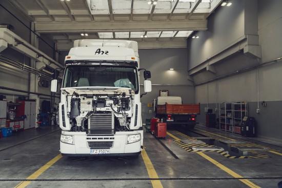 Serwis ciężarowy