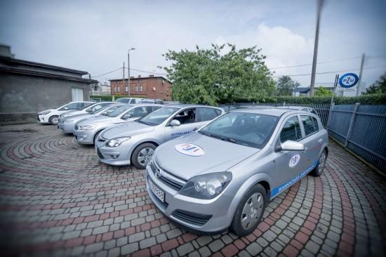 Samochody zastępcze Autokliniki s.c. Jerzy Paja