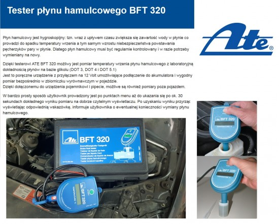 ATE BFT320
