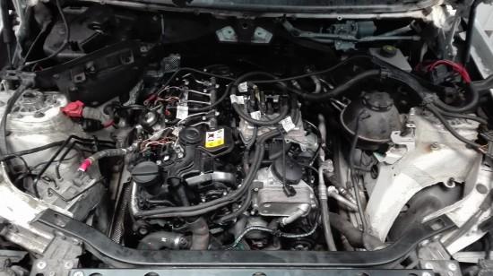 Wymiana silnika BMW X3