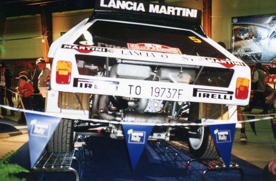 lancia delta integrale  b-group