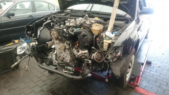 Passat b5 remont silnika