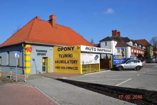 AUTO-ADI Mechanika Pojazdowa & Serwis Opon Piła