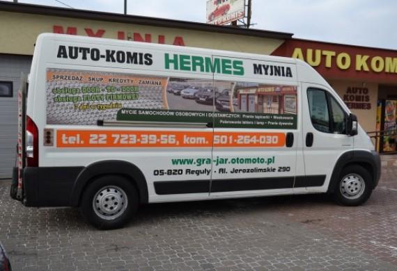 Nasza mobilna reklama:)