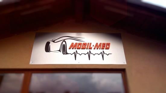 Szyld Mobil-Med