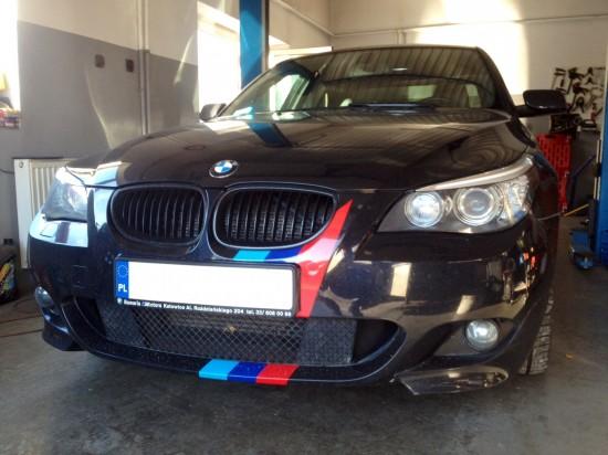 BMW e60 usunięcie zaworu egr