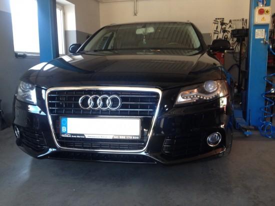Audi A4 B8 wymiana rozrządu