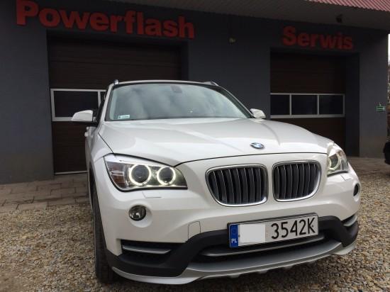 BMW X1 chiptuning silnika
