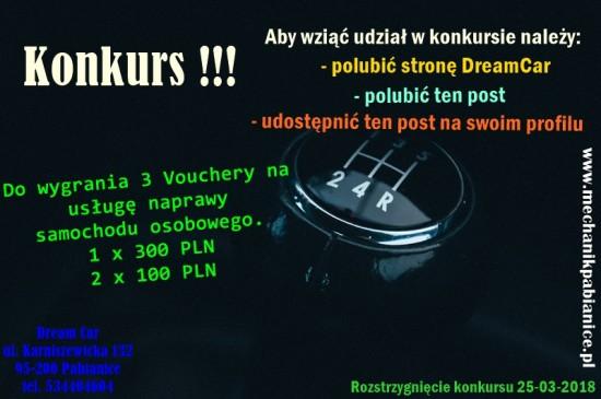 KONKURS FACEBOOK