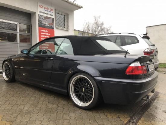 BMW M3 350 KM