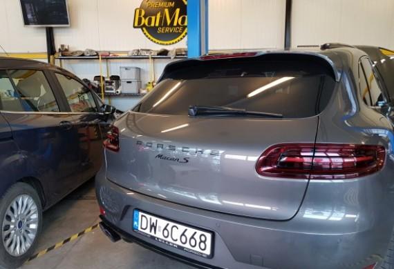 Każdego dnia u nas więcej Porsche, ale i Matiza Panu Krzysiowi z działek na Wojnowie opracowaliśmy. P.S Panie Krzysiu pomidory malinówki 1wsza liga!!!:)