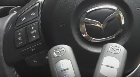 Nasza realizacja Mazda CX5 2017r.