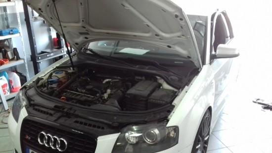 Audi s3 8p silnik BHZ