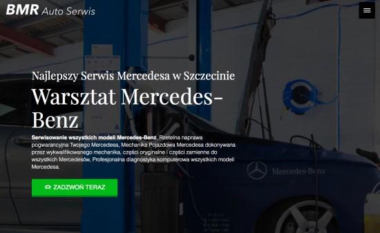 Najlepszy Serwis Mercedes w Szczecinie   BMR Auto Serwis