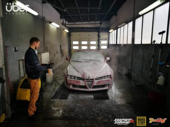 Czyszczenie samochodu / autodetailing
