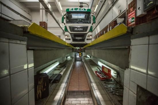 FROST TRUCK SERWIS - Okręgowa Stacja Kontroli Pojazdów (OSKP)