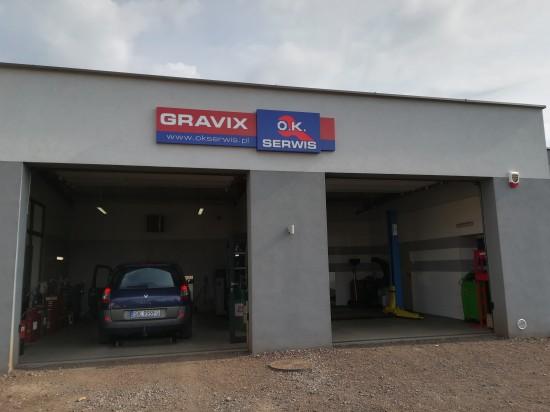 Gravix Mechanika Pojazdowa