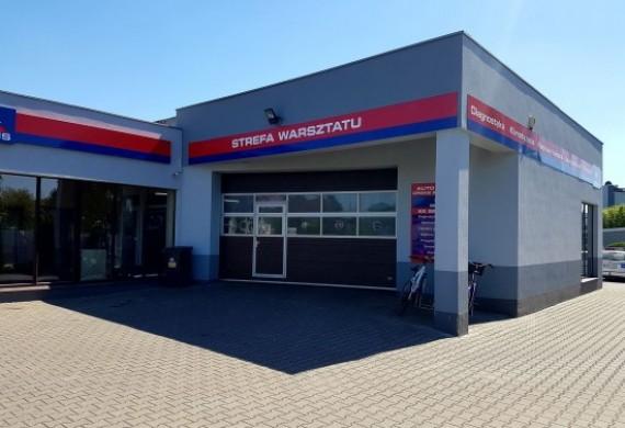 Nowe barwy firmy Auto Serwis Drgas & Klabiński
