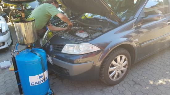 Przeglądy samochodowe
