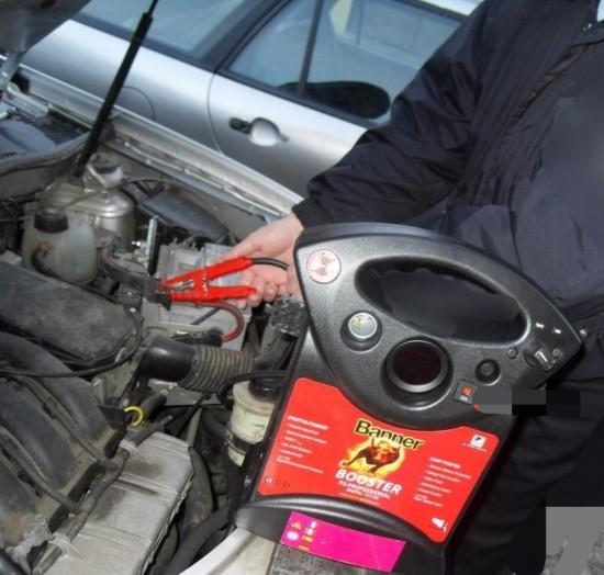 Odpalanie samochodu 12 i 24V