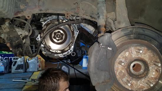 Mazda 6 1.8 sprzęgło