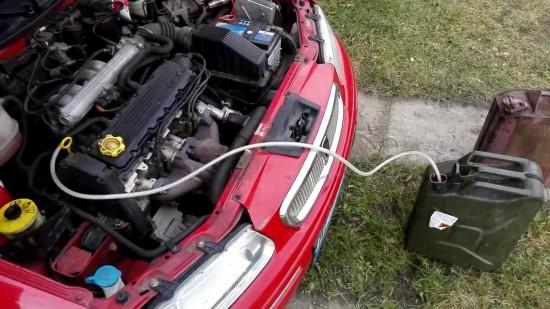 Jeśli wlałeś złe paliwo do swojego samochodu, nie martw się Pomożemy