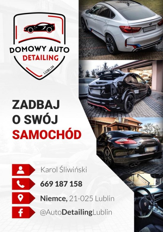 Domowy Auto Detailing - Lublin