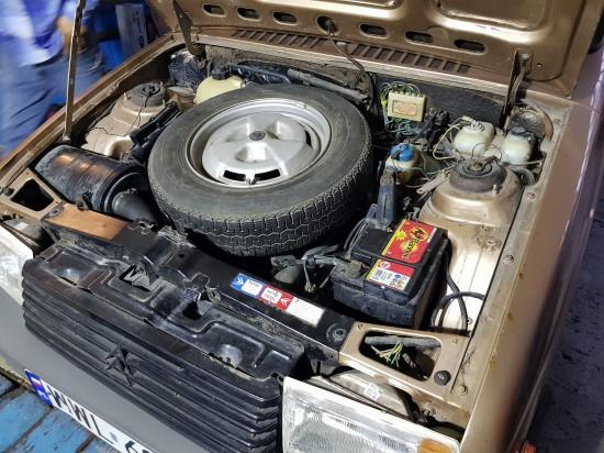 Elektromechanika samochodowa, elektryka