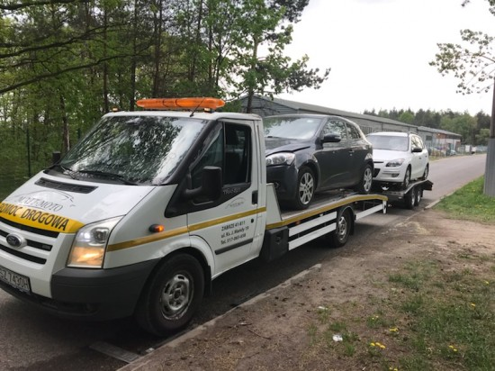 Transport pojazdów