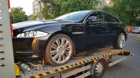 Jaguar też niestety się psuje