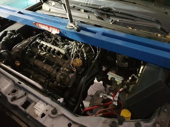 Opel vectra C głośna praca sprzęgła