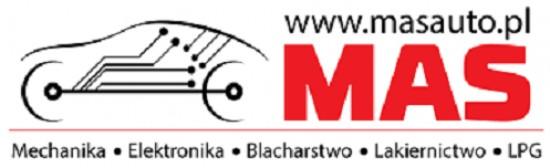 Logo MAS Auto Serwis
