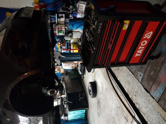 Mechanika pojazdowa, elektryk