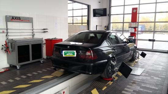 Ustawiamy geometrie wszystkich typów pojazdów 3D