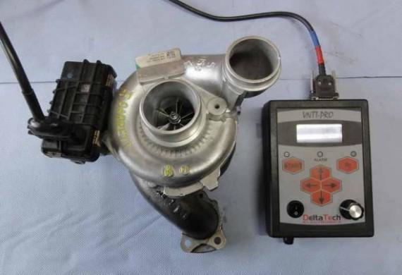Regeneracja turbosprężarki w naszym warsztacie