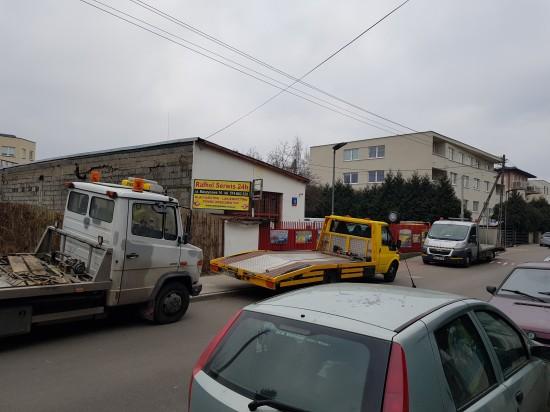 Pomoc Drogowa 24h w Warszawie