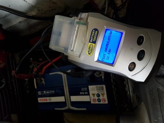 Diagnostyka akumulatora