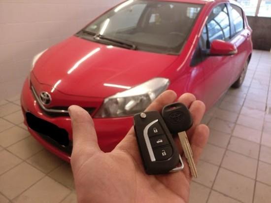 Toyota Yaris 2013 rok
