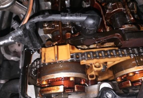 Nasza ostatnia naprawa BMW e46 silnik n42 wymiana wałka valvetronic